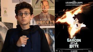 REVIEW - Le Garçon et la Bête