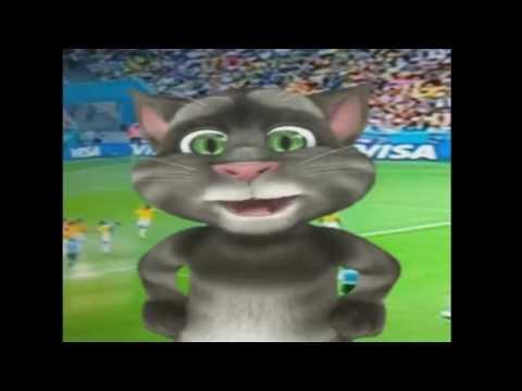Colombia vs Brasil   El Gato Tom Colombiano   Fifa World Cup Brazil 2014