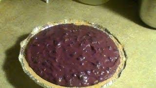 Recipe: Blueberry Cheesecake Pie