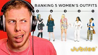 Ranking 5 Women By Fashion...