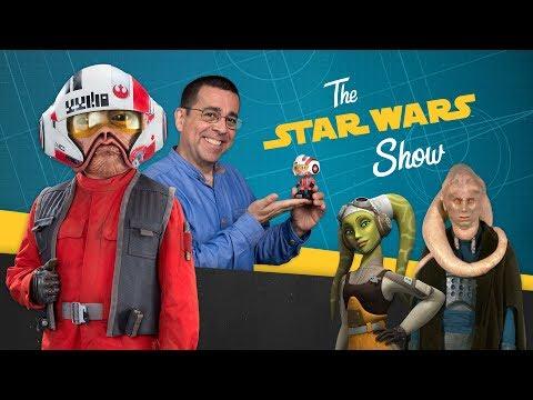 Download Youtube: D23 Star Wars Preview, Star Wars Adventures First Look & Nien Nunb Puppeteer Mike Quinn!