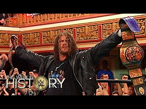 Tommy Dreamer & Raven beat the Dudleyz for the ECW Tag Titles: This Week in WWE History, Aug 18 2016