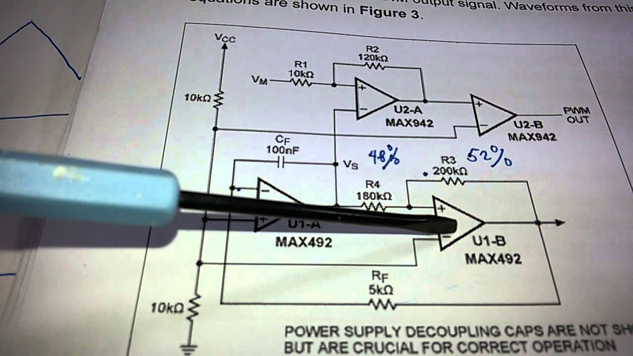 Hho Generator For Cars >> HOW TO MAKE PWM CIRCUIT USING LM324 OP AMP ( 1 of 4) - YouTube