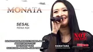 Rena KDI - Sesal bersama OM MONATA Dangdut Koplo Terbaru