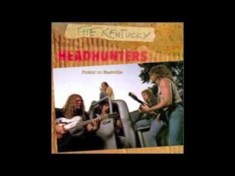 Dumas Walker-The Kentucky Headhunters-Cover by Matt Hurley