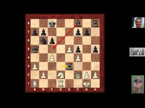 Chess Strategy: Evolution of Chess Style #132 - Nottingham 1936 Round 6 key games (Chessworld.net)