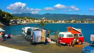 Camping sul mare sulla Riviera Ligure - Angolo Di Sogno
