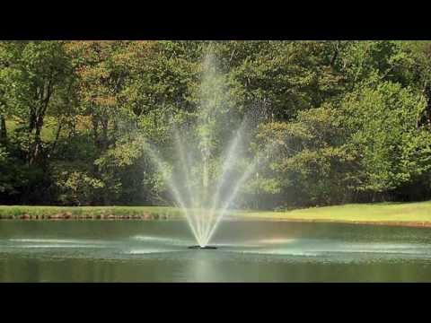 Olympus Series Display Fountains: Poseidon