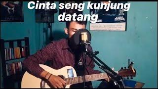 Marvey Kaya-Cinta Seng Kunjung Datang  live cover akustik by Cakalele Fam