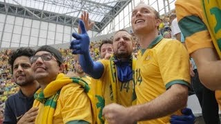 Obrigado Brasil - Aussies go out in Style | #EliInBrazil