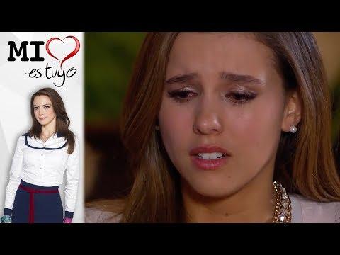 ¡León le rompe el corazón a Fanny! | Mi corazón es tuyo - Televisa
