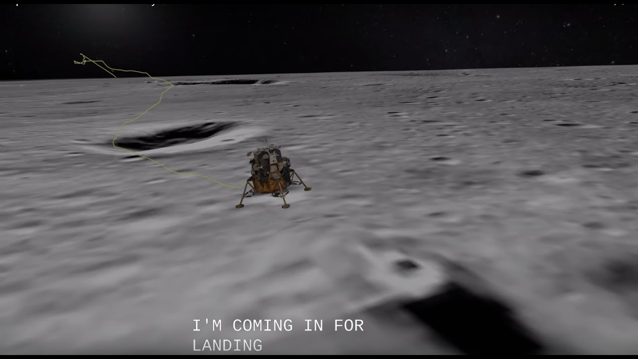 Apollo 11 Moon Landing – STAR_Net