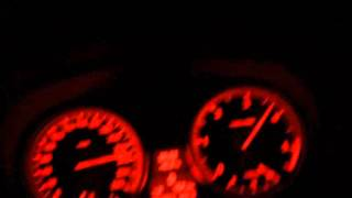BMW 335d e91 top speed on autobahn