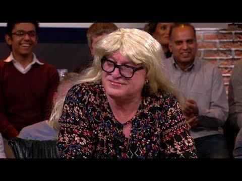 René van der Gijp verder door het leven als Renate? - VOETBAL INSIDE