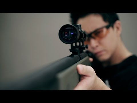 VFC U.S.M.C M40A3: Accuracy Out of the Box - RedWolf Airsoft RWTV