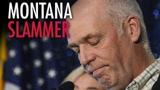 """Right shouldn't make excuses for """"Montana slammer"""" Gianforte"""