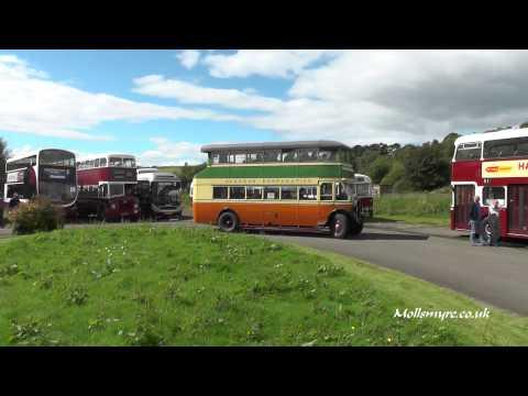 Scottish Vintage Bus Museum 21st Open Weekend
