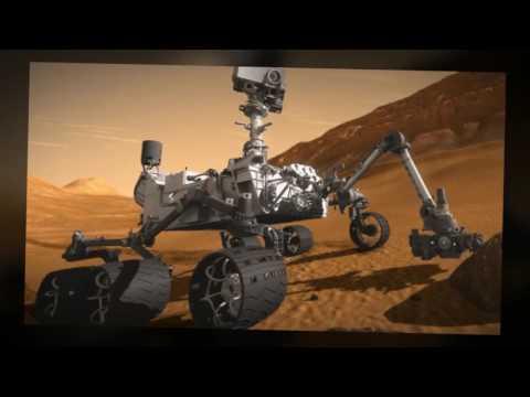 Nasa Reveals Mars Rover Design For 2020