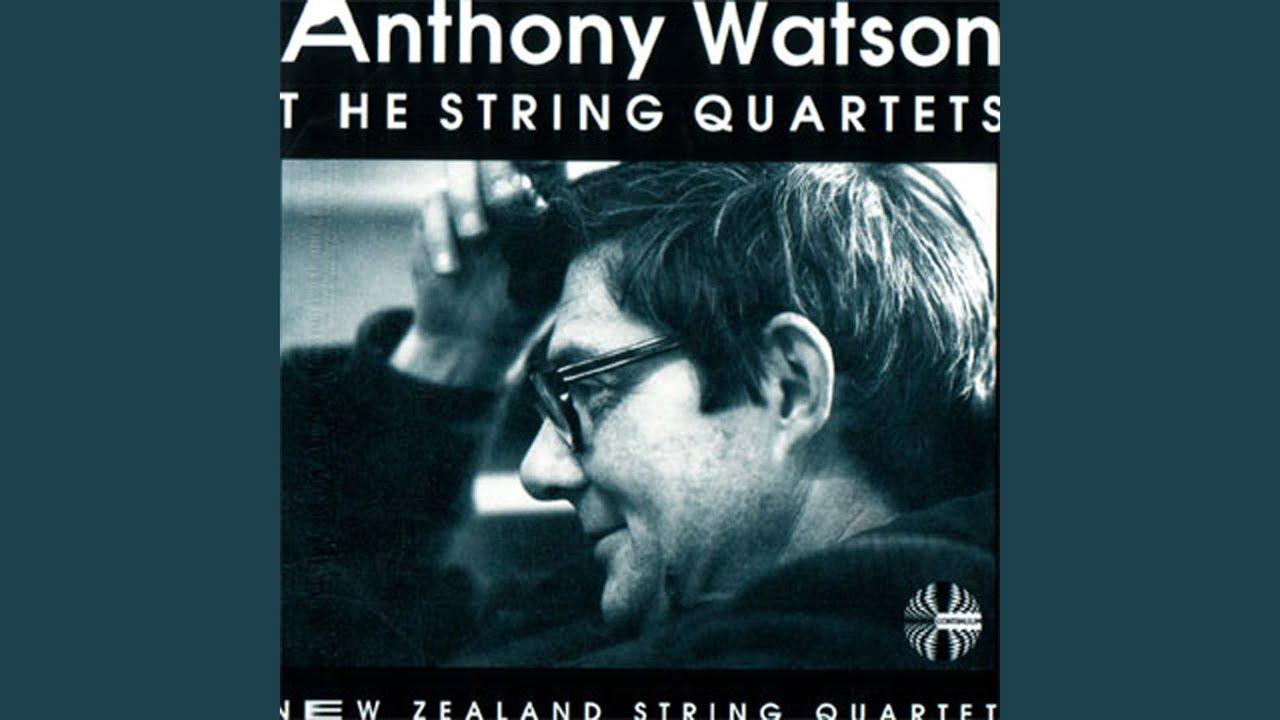 String Quartet No 3: Allegro/Andante