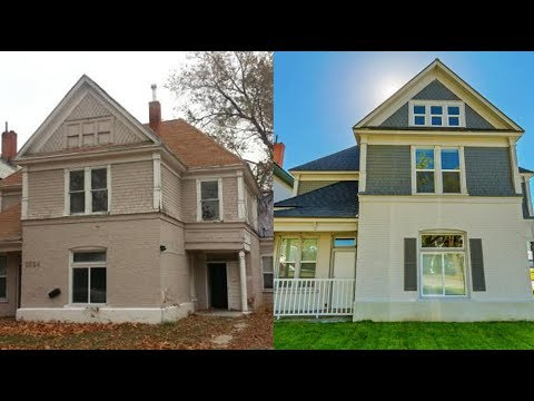 Amazing Victorian Home Transformation Before and After