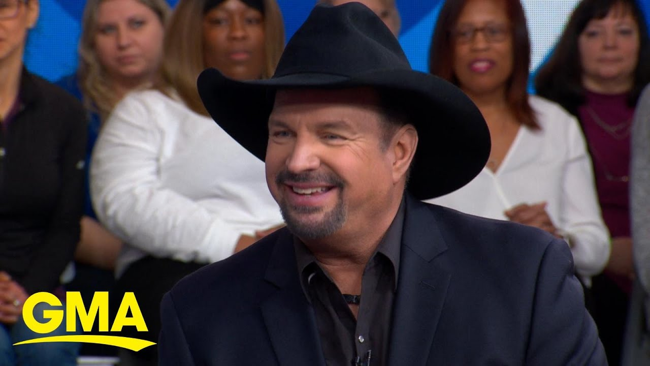 King of country music Garth Brooks looks back on his career in new documentary l GMA