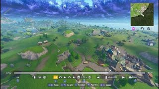 all locations of the bday cakes of fortnite bonus treasure of risky reels challenge for battle pass