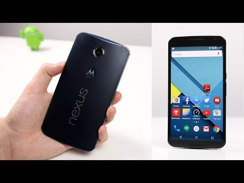 Review: Google Nexus 6 (Deutsch) | SwagTab