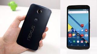 Review: Google Nexus 6 (Deutsch)   SwagTab