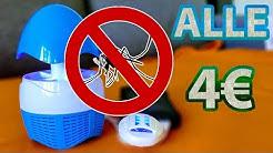 🕷️ Alle 4€ hyttyskarkotin ja hyttyspyydys arvostelu