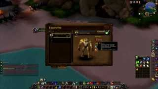 [WoD Guide]How to get Goldmane the Skinner - Skinning Trait follower