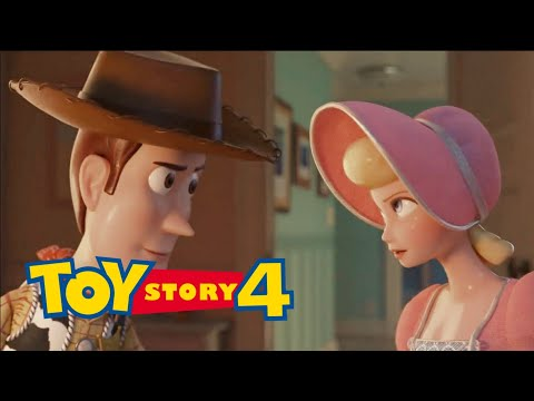 "Toy Story 4 (2019) | ""Operation Pull-Toy"" Clip HD"
