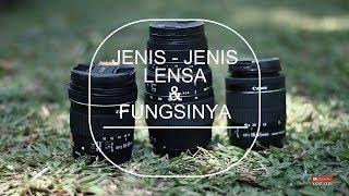 Jenis-jenis Lensa Murah & Fungsinya