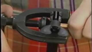 Copper Tubing Flaring Tool