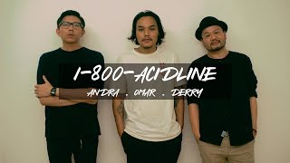 "ECHOES ""DJ"" SESSIONS : 1-800-ACIDLINE (Omar / Derry / Andra)"