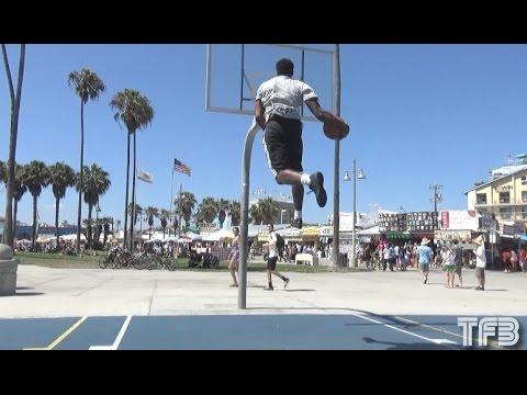"6'3"" Antjuan Ball kills the BEST WINDMILL Dunk of the Summer! #SCTop10"