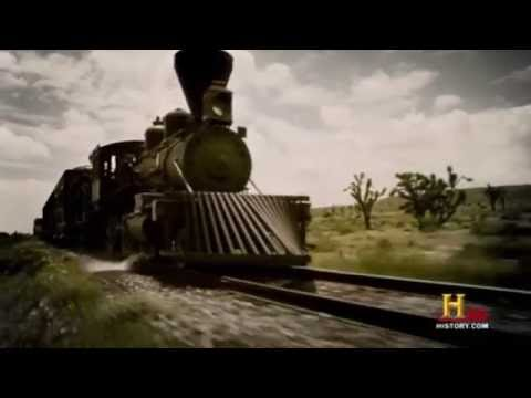 America The Story of Us Railroad PartII & Sears