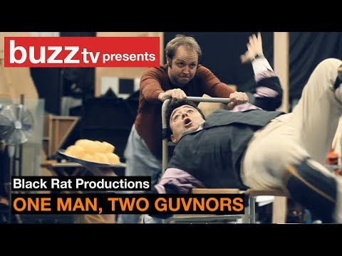 Black Rat Productions- ONE MAN, TWO GUVNORS.