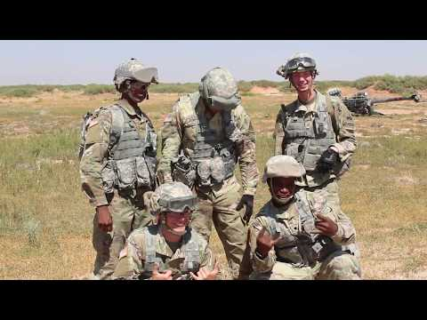 Soldiers share their impressions of life at Fort Bliss