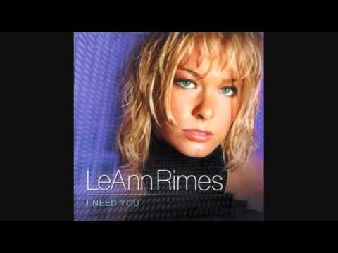 LEANN RIMES - YOUR CHEATIN' HEART