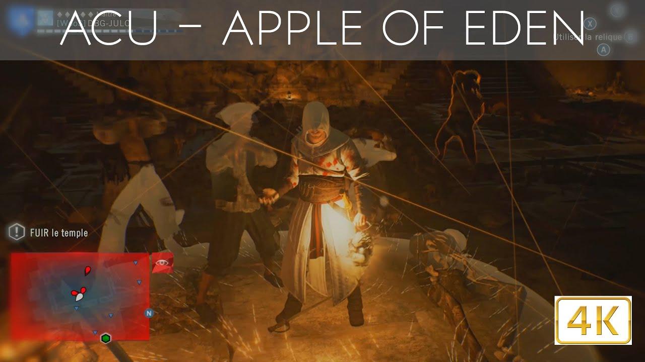 assassin 39 s creed unity dead kings apple of eden 4k youtube. Black Bedroom Furniture Sets. Home Design Ideas