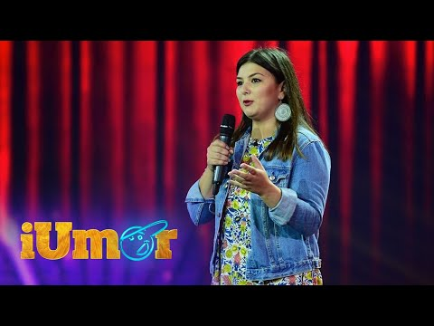 Maria Popovici, moment excepțional de stand up comedy