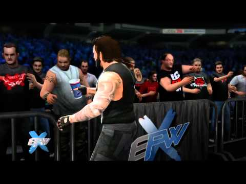 WWE 13 EPW CAW Episode 15 HD