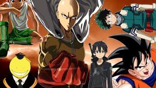Anime in Skywars