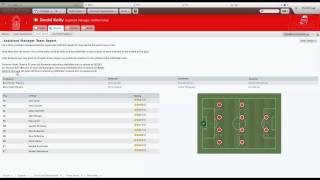 Football Manager 2010 - Lets Play Ep. 01