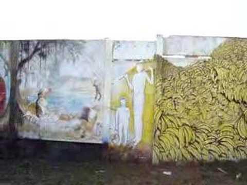 Managua Political Graffiti