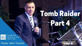 THE MYSTERY OF THE GLORIOUS MAN   Pastor John Torrens