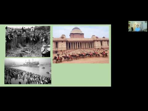 """The History of India"" Virtual Presentation"