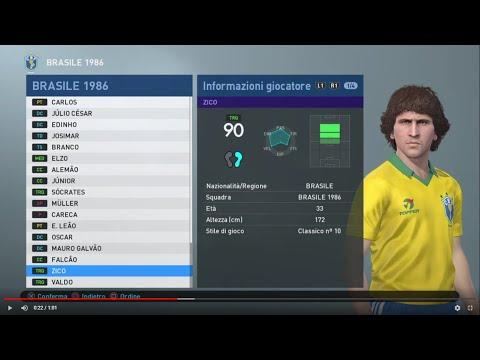 PES 2019: Brazil