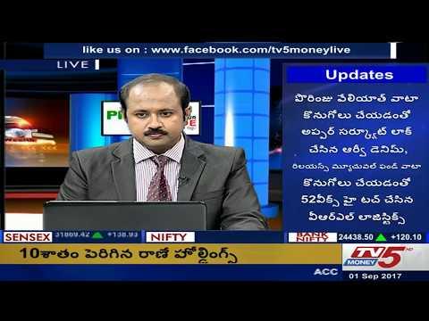 1st September TV5 Money Smart Investor