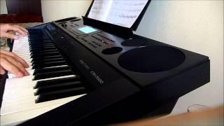 The Lonely Shepherd on Casio CTK 7000 keyboard